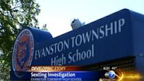 Evanston HS baseball season ends over sexting