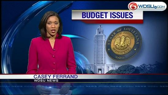 Budget battle continues in final days of legislative session