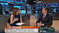 JNJ CEO: Innovation most important
