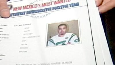 U.S. Marshal's New Most Wanted New Mexico List