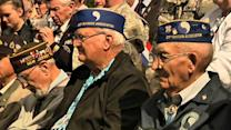 US Vets in France Reflect on D-Day Achievements