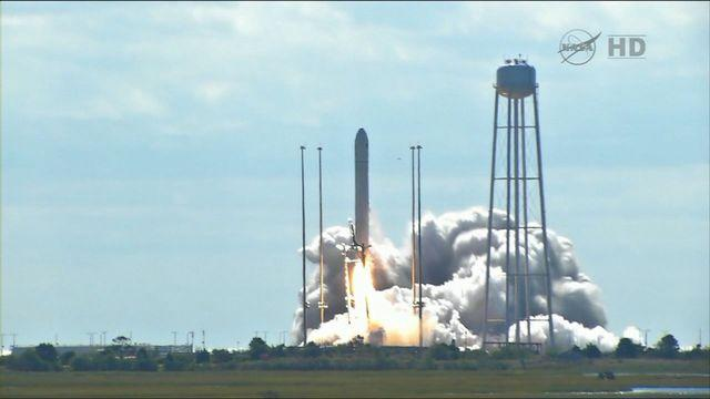 Watch: Orbital Sciences launches supply mission to the International Space Station
