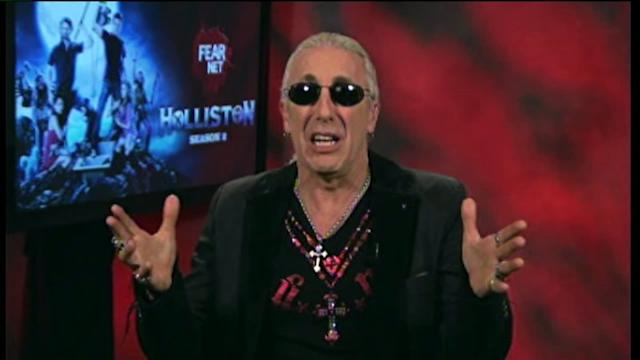 `80s Rock Star Dee Snider on Playing Man Stuck in `80