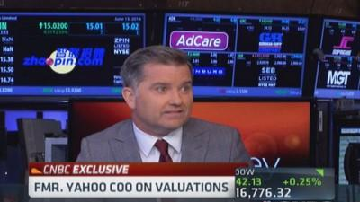 Fmr. Yahoo COO: Mayer done all right things