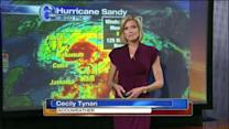 Tracking Hurricane Sandy - Action News at 6