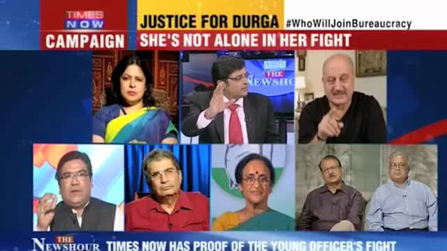 Debate: India, come together for Durga - 3