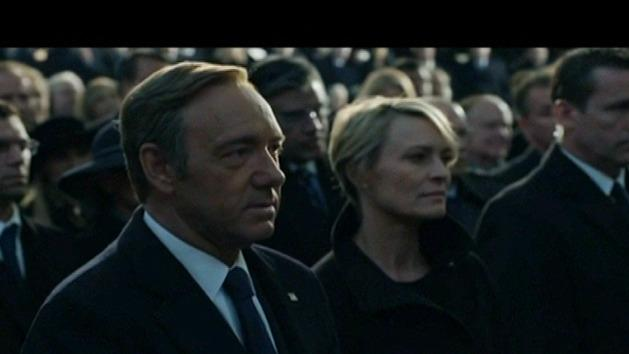 'House of Cards' nominated for Emmy