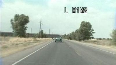 HIGH SPEED CHASE DASH CAM VIDEO