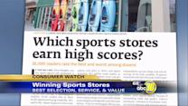 Winning sports stores