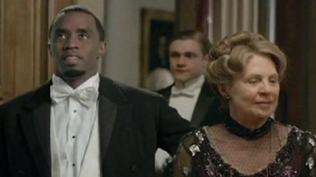 Say what!? P. Diddy on Downton Abbey