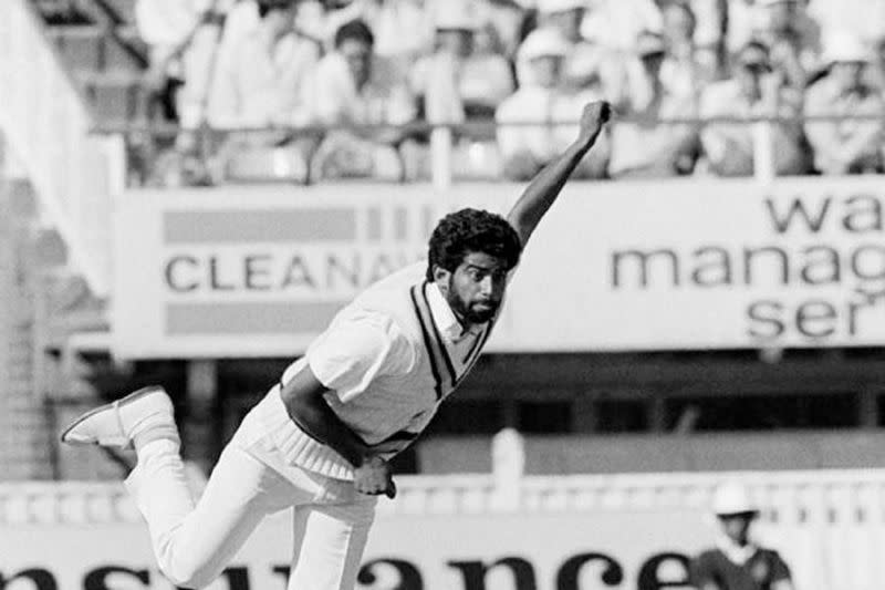 Chetan Sharma was the first bowler to take a hat-trick at the Cricket World Cup