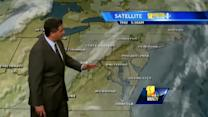 Tony: Partly sunny, chillier to end the week
