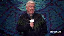 Style.com Fashion Shows - Tim Blanks' Best One-Liners of Fashion Month