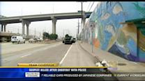Suspect killed in shootout with police in Barrio Logan