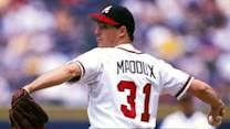 Former Atlanta Braves Aces Lead Way in Hall of Fame Voting