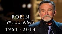 Sheriff: Robin Williams found with belt on neck