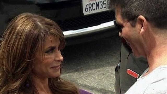 Feed: Simon Cowell, Paula Abdul reunite on