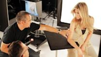 Allure Cover Shoots - Jennifer Aniston's Cover Shoot
