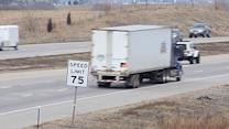 AP Probe: Truck Tires and Speed Limits Don't Mix