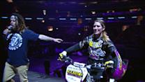 Female Daredevil Is Motocross' New Rising Star