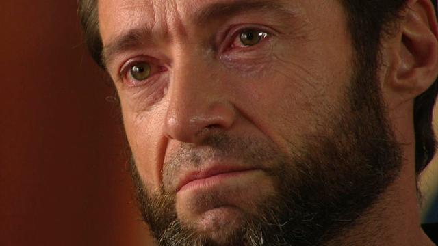 Hugh Jackman pays his father tribute