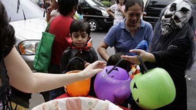 Trick-or-treat safety tips for parents and kids