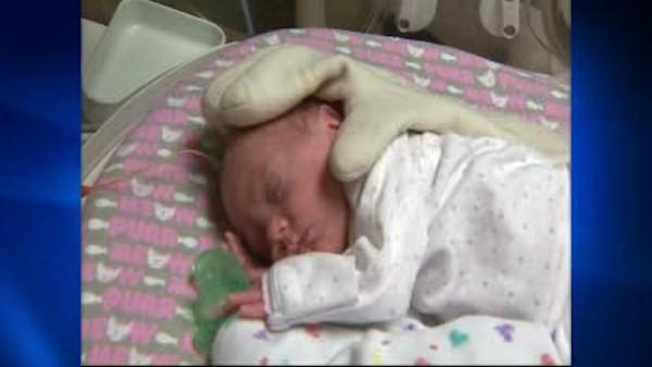 New way nurses are helping premature newborns