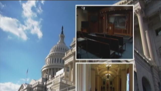 Michigan Lawmakers Weigh In On Possible Govt. Shutdown