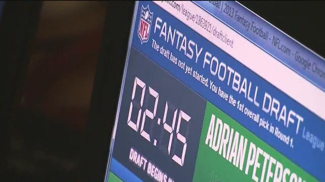 Football craze grows among sports fans; Fantasy Football lifts profits for businesses