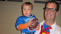 Superman Dad Saved Two the Day He Died