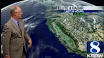 Watch Your KSBW Weather Forecast 03.29.13