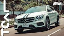 白藝仕紳 Mercedes-Benz GLA 200 White Art Edition 新車試駕 - TCAR