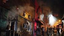 Nightclub Fire Kills 245 in Brazil