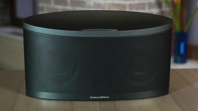 The Z2: B&W's new $400 Lightning-equipped AirPlay speaker