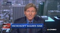 Could get worse for MSFT: Analyst