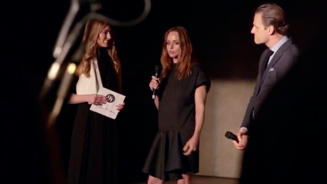 Stella McCartney im Interview