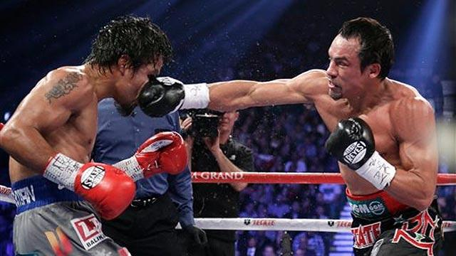 Highlights of Pacquiao vs. Marquez IV