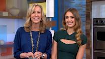 Jessica Alba Helps Families Stay Chic and Healthy
