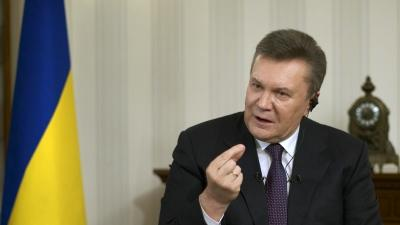 Ukraine's Ousted Leader: I Was 'Wrong' on Crimea
