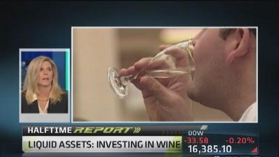 Opportunity to invest in fine wine