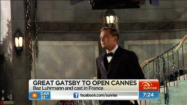 Great Gatsby to premiere in Cannes