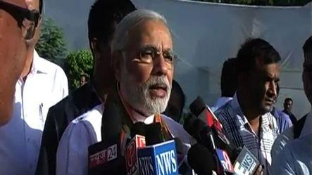 Gujarat has become another name of development: Modi