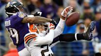 Week 17: Cleveland Browns vs. Baltimore Ravens highlights