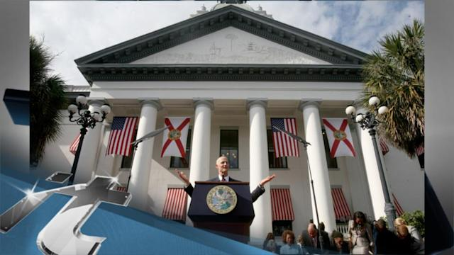 Florida Breaking News: Florida Governor Defends Resigning Education Chief