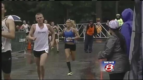 Local runners in spotlight