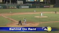 Fresno Grizzlies behind on lease payments to city