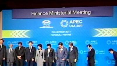 APEC Day 3: U.S. Treasury Secretary