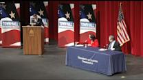 GOP Sen. Mocks Bi-Racial Opponent's US Heritage in Illinois Senate Debate