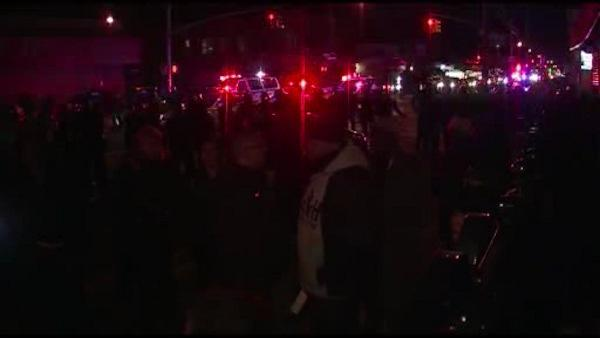 Brooklyn unrest continues in wake of police shooting