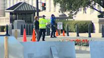 Shots fired near Capitol, suspect in custody